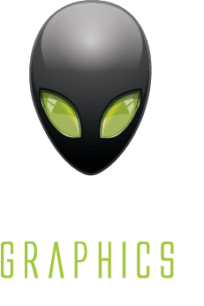 logo aliengraphics Agencia Digital